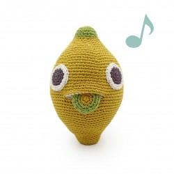 John Lemon - music box 100% organic cotton